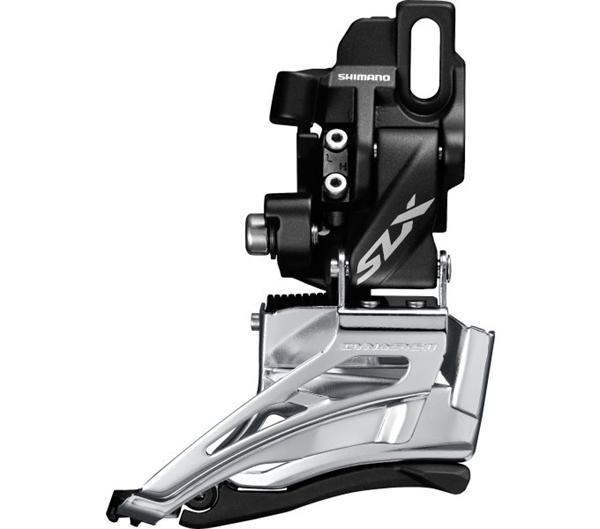 Shimano SLX Umwerfer FD-M7025 2x11 Down swing, Direktmontage hoch