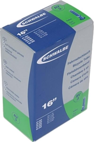 Schwalbe Inner Tube 3 - 16 Inch