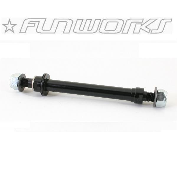 Fun Works - Umrüstkit für 3Way Pro / 2Way DH Hinterradnabe auf TA12x135mm