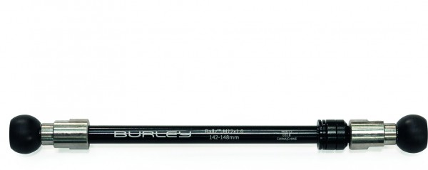 Thru axle Burley Coho Ballz M12 X 1.0, 142-148mm