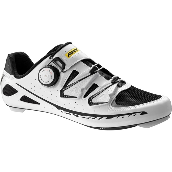 Mavic Ksyrium Ultimate II Shoe white/black