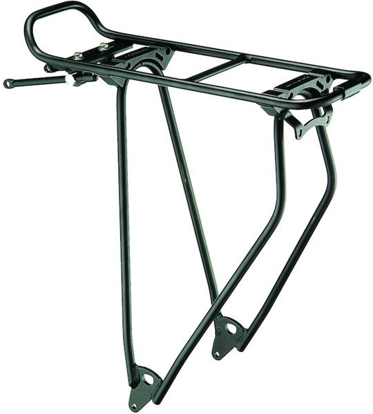 "Racktime luggage carrier Standit 26"" black"