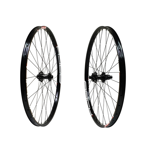 Fun Works N-Light Boost NoTubes ZTR Arch MK3 Comp Race Wheelset 27,5 650b 1610g