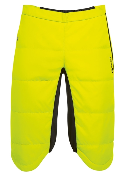 Gonso Morb Thermo Bike Shorts safety yellow