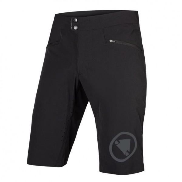 Endura Singletrack Lite Short / Short Fit black