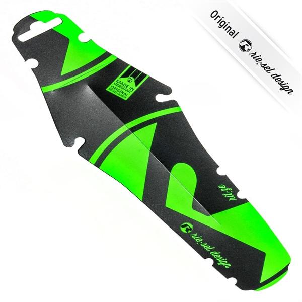 rie:sel design Fender ritze - Schutzblech hinten - green