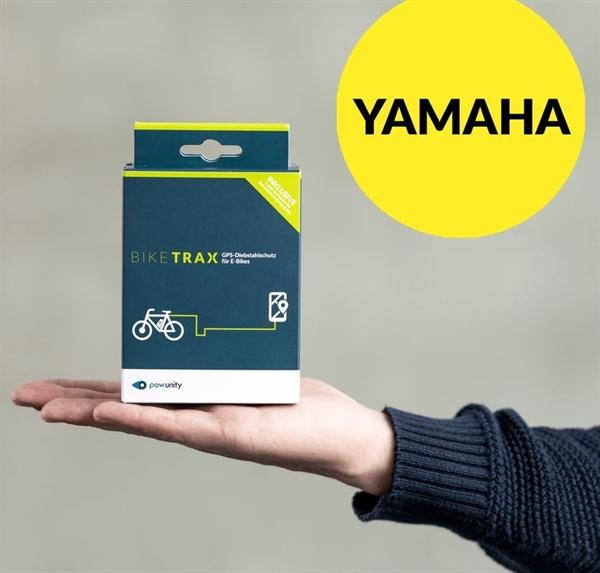 PowUnity Bike Trax - GPS Tracker für E-Bikes mit Yamaha-Antrieb