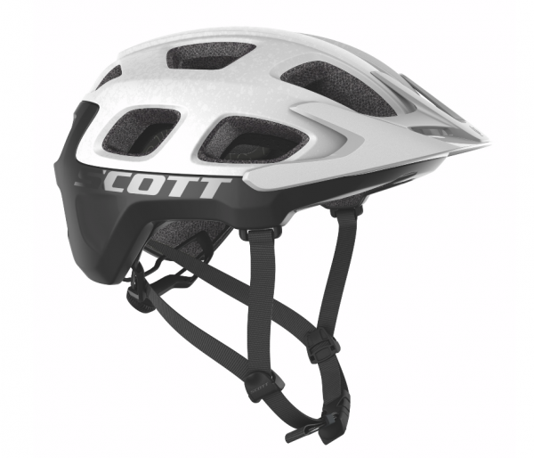 Scott Helm Vivo Plus white/black