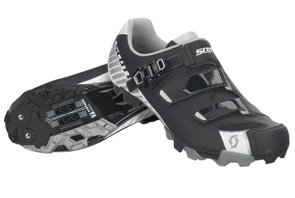 Scott MTB Pro Shoe matt black/gloss white