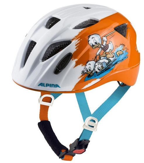 Alpina Ximo Disney child helmet Donald Duck