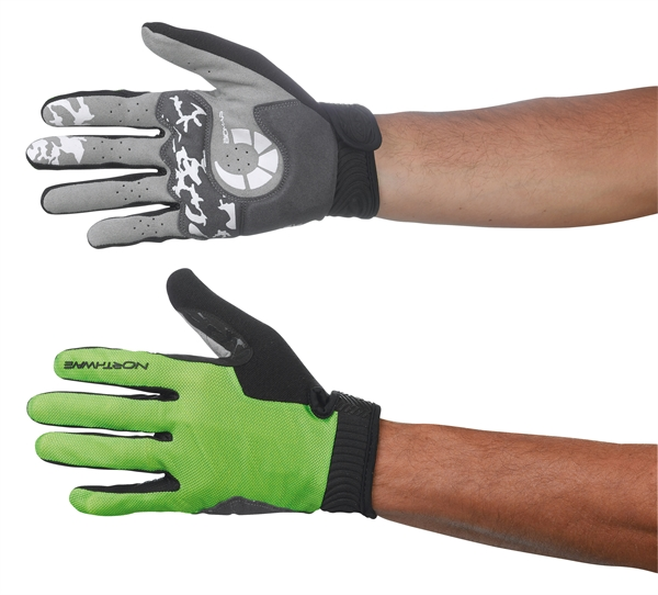 Northwave MTB Air Man Gloves green