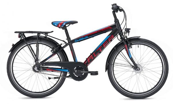 Falter FX 403 ND 24 inch Diamant black/red Kids Bike