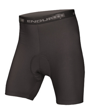 Endura Innenhose Clickfast™ gepolstert schwarz