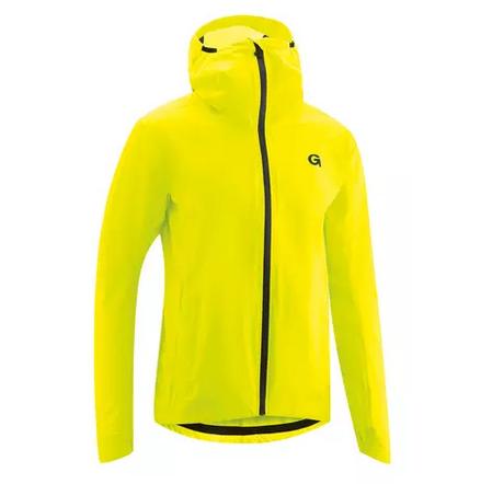 Gonso Save Plus Regenjacke safety yellow