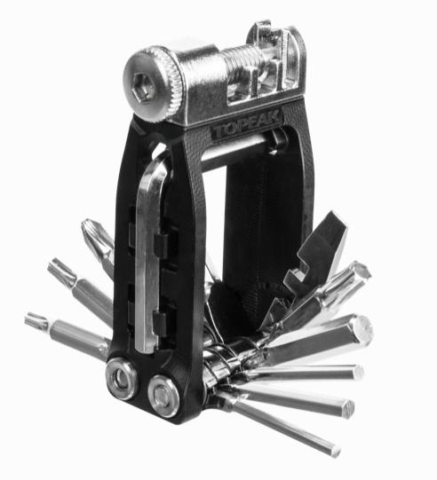 Topeak Ninja 16+ mini tool