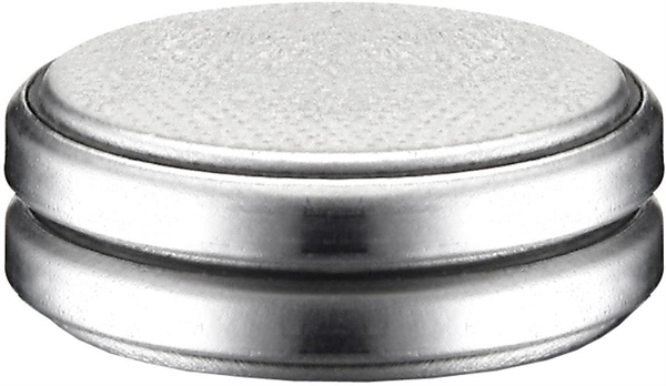 Lezyne Battery CR 2032, 3,6 Volt 2 pieces, silver