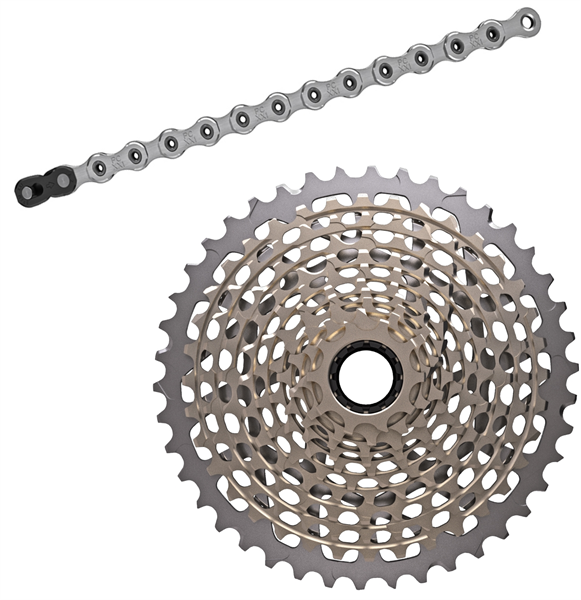 Sram chain and cassette kit - XX1 11-speed