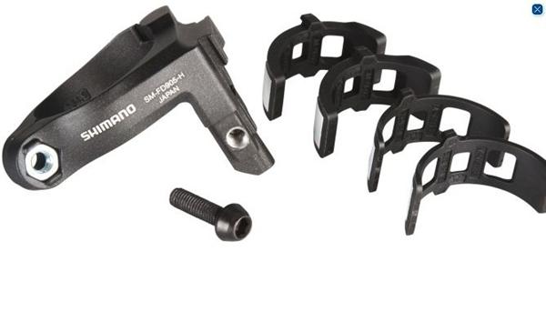 Shimano Di2 Umwerfer-Adapter