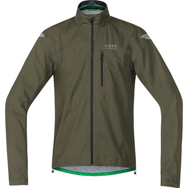 Gore Bike Wear E GT AS Jacket winter green %