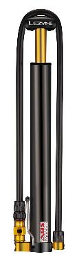 Lezyne Minipumpe Micro Floor Drive HV Pumpe / MTB (ohne Manometer) schwarz glänzend