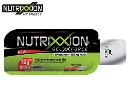 Nutrixxion Energy Gel XX-Force Gummibärchen