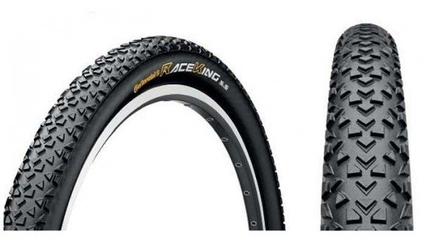 """Continental Race King Performance Pure Grip 27.5"""" (650B)"""