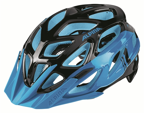 Alpina Mythos 3.0 Helm black-blue