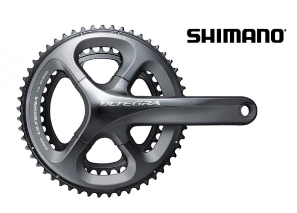 Shimano Ultegra Kurbel FC-6800 2-fach Compact 50/34 170mm