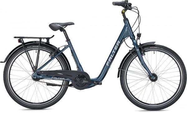 "Falter City / Urban Bike C 3.0 Comfort XS (42) 26 ""glossy blue"
