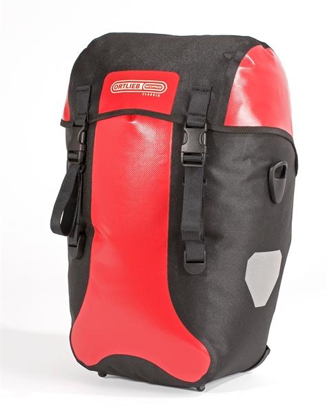 Ortlieb Bike-Packer Classic QL2.1 red-black