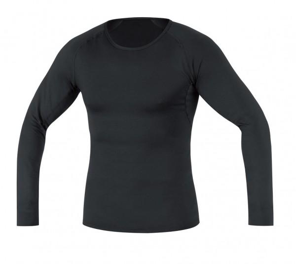 Gore Bike Wear Baselayer Thermo Shirt Long black