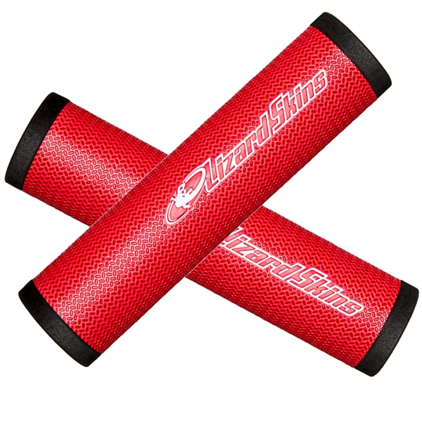 Lizard Skins- DSP Grips red 30,3mm