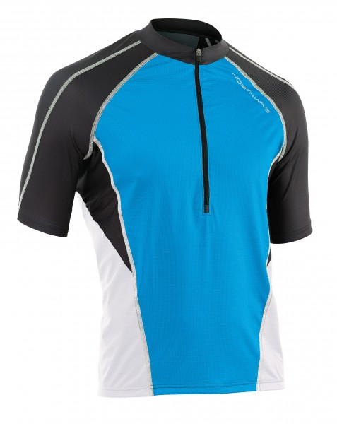 Northwave Spider Plus Jersey Short Sleeve Blue/Black