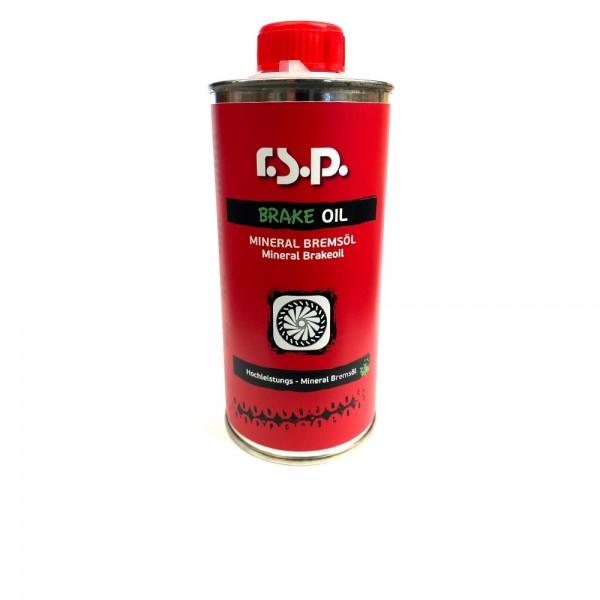 RSP Disc Brake Hydraulisches Mineralöl 250ml
