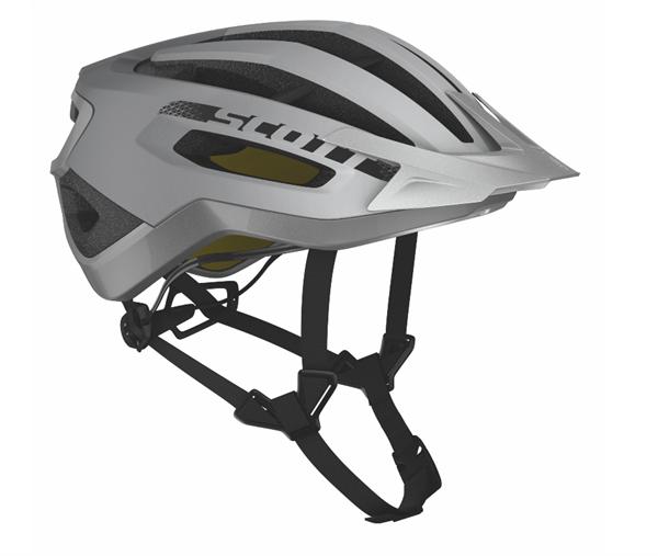 Scott Helmet Fuga Plus Rev vogue silver/ reflective