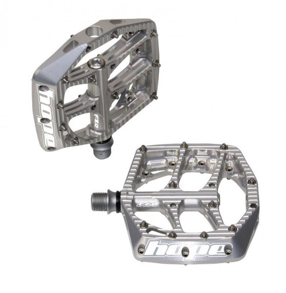 Hope F20 Pedal silver