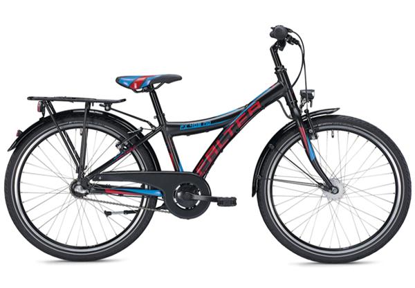 Falter FX 403 ND 24 Zoll Y schwarz Kinderrad