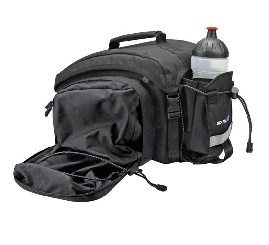 Rixen & Kaul KLICKfix Rackpack 1 Plus Tasche schwarz (für Rackpack)