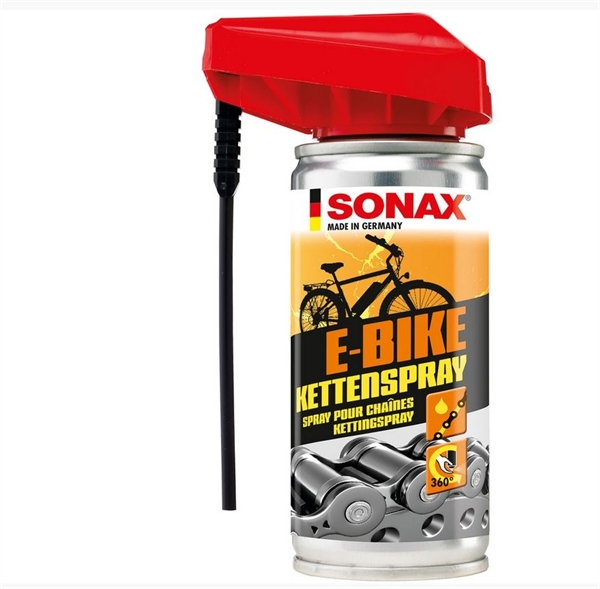 Sonax E-Bike Chain Oil 100ml