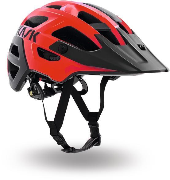 Kask Helmet Rex red