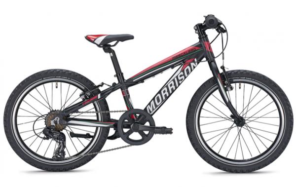 Morrison Mescalero X20 20 inch Diamant black/red Kids Bike