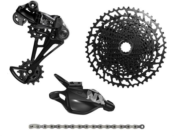 SRAM NX Eagle - Upgrade Kit 1x12-speed - black