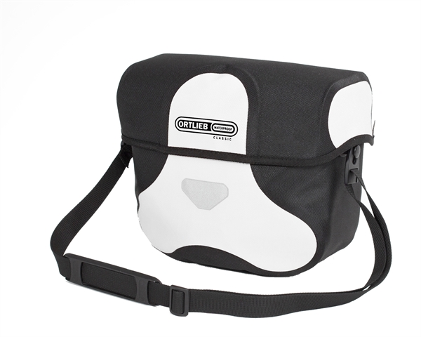 Ortlieb Ultimate Six Classic white-black 7L