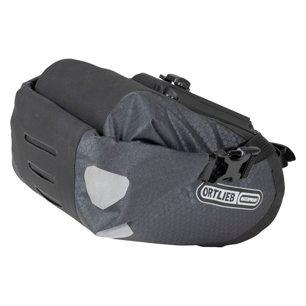 Ortlieb Saddle-Bag Two 1,6L slate-black