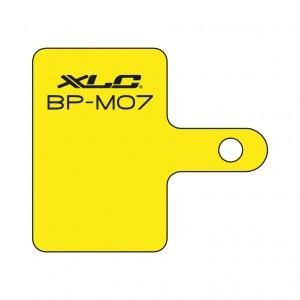 XLC Brake Pads BP-M07 for Tektro Auriga Comp/Pro, Shimano mech.