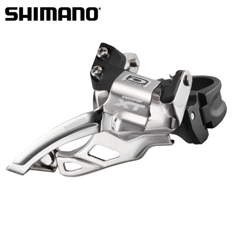 Shimano XT Front Derailleur FD-M785 2-speed TS
