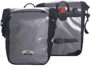 Norco Columbia Universalbag - grey/black