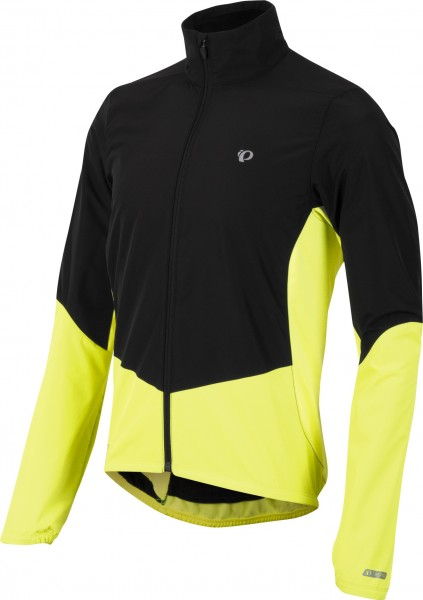 Pearl Izumi Select Thermal Barrier Jacket black / screaming yellow