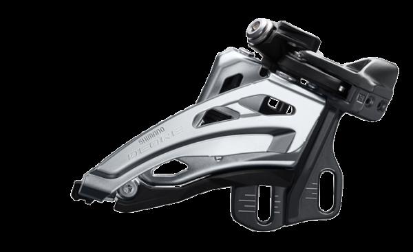 Shimano Deore Umwerfer FD-M6020 2x10 Side-Swing, Direktmontage hoch