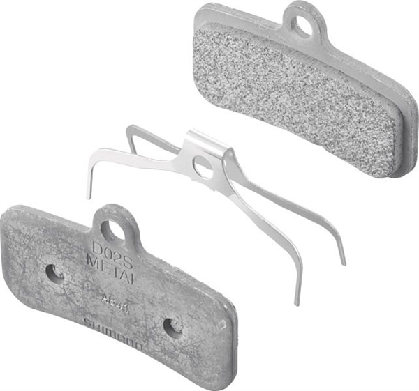 Shimano disc brake pads D02S ZEE Metal